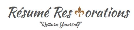 Resume Restorations